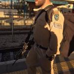 イスラエル、テロと戦争の脅威を痛感した日(旅行最終日)